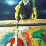 Jean-Claude Blanchard-La nuit de la chute