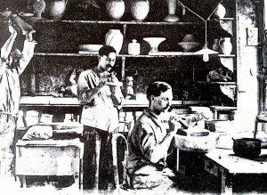 Châtillon - Les blessés de l'atelier Lachenal
