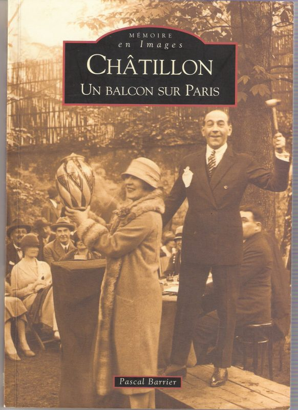 CHÂTILLON un balcon sur Paris