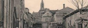 Châtillon Rue de la Mairie