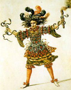 Châtillon -  Le roi soleil danse