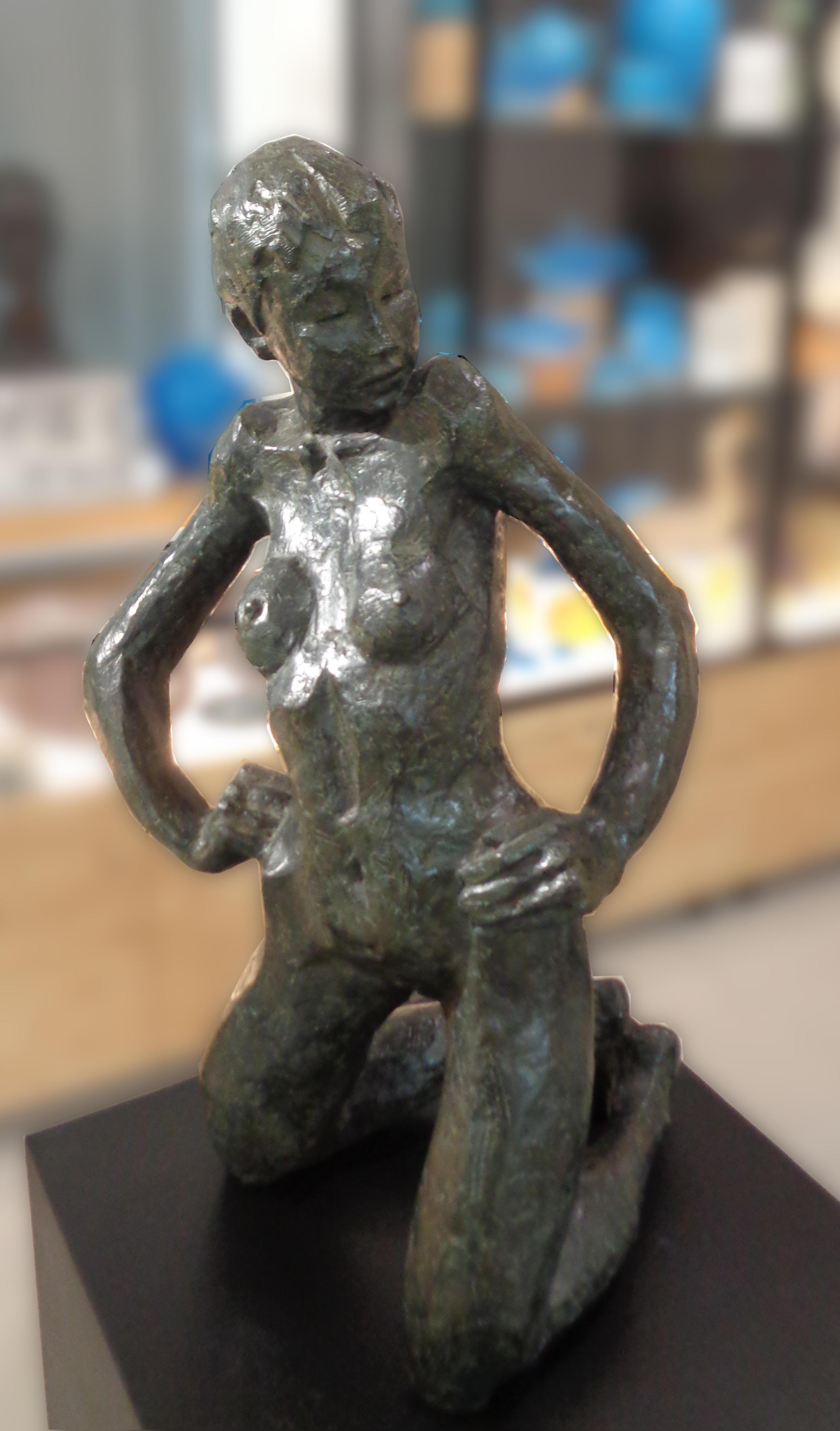 Danielle De Keyser, Carmen, 2007, bronze