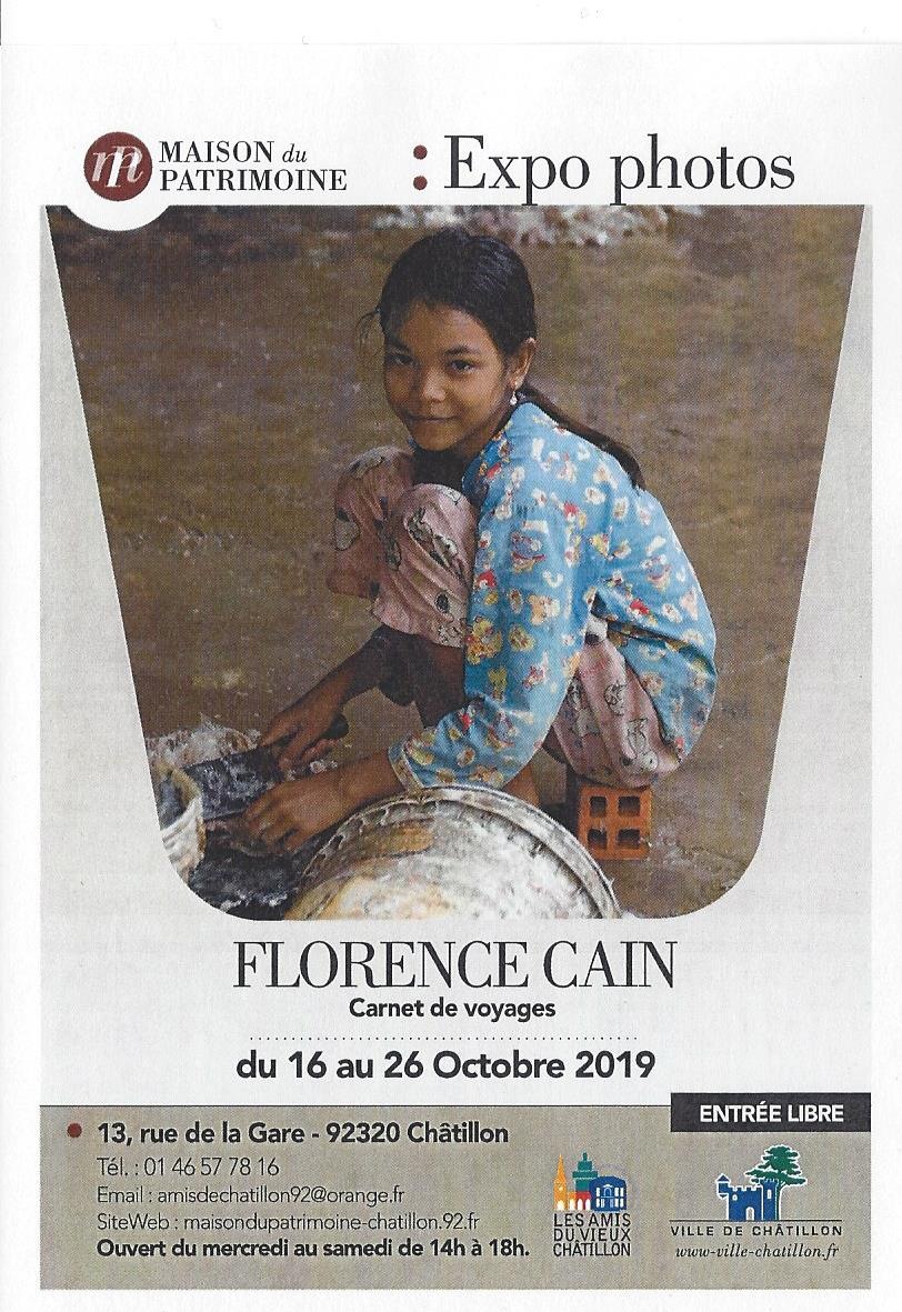 EXPO FLORENCE CAIN