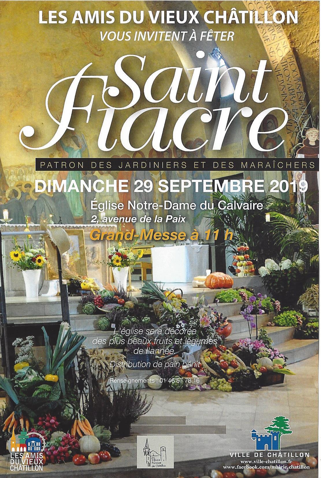 SAINT FIACRE 2019 SITE