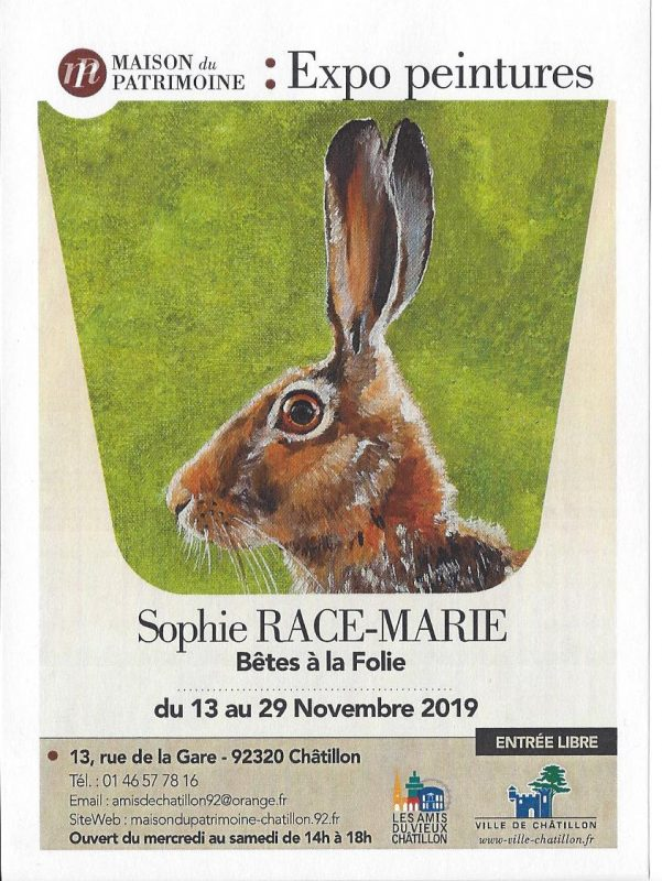 SOPHIE RACE FLYER