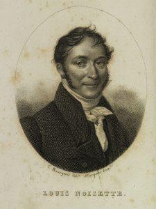 Louis Noisette Botaniste réputé